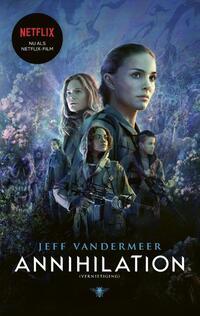 Annihilation (vernietiging)-Jeff Vandermeer