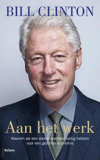 Aan het werk-Bill Clinton