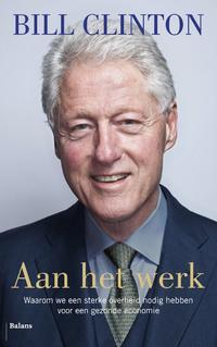 Aan het werk-Bill Clinton-eBook