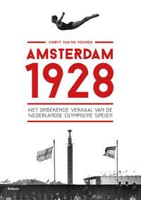 Amsterdam 1928-Jurryt van de Vooren-eBook