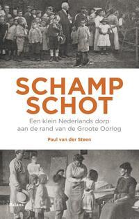 Schampschot-Paul van der Steen-eBook
