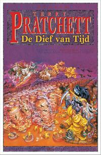De dief van de tijd-Terry Pratchett-eBook
