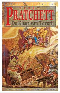 Schijfwereldreeks De kleur van toverij-Terry Pratchett-eBook