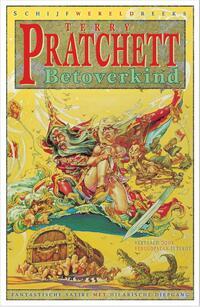 Schijfwereldreeks Betoverkind-Terry Pratchett-eBook