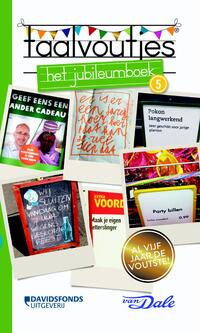 Taalvoutjes - het jubileumboek-Inger Hollebeek, Vellah Bogle