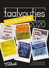 Taalvoutjes - de scheurkalender 2020-Vellah Bogle