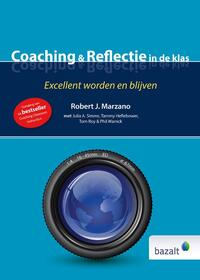 Coaching en reflectie in de klas-Julia Simms, Phil Warrick, Robert J. Marzano, Tammy Heflebower, Tom Roy