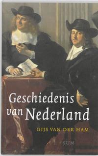 Geschiedenis van Nederland-Gijs van der Ham-eBook