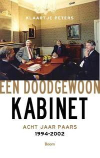 Een doodgewoon kabinet-Klaartje Peters-eBook
