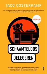 Schaamteloos delegeren-Taco Oosterkamp-eBook