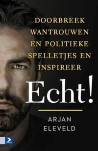 Echt-Arjan Eleveld-eBook