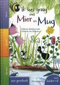 Ik lees graag met Mier en Mug-Katrien Vandewoude