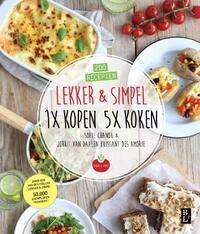Lekker & Simpel - 1x kopen 5x koken-Jorrit van Daalen Buissant Des Amorie, Sofie Chanou