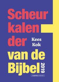 Scheurkalender van de bijbel 2019-Kees Kok