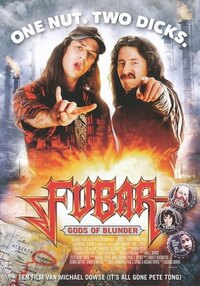 Fubar - Gods Of Blunder-DVD