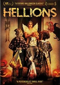 Hellions-DVD