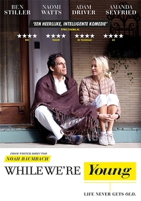 While We're Young-DVD