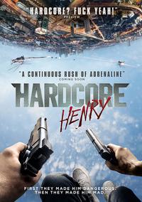 Hardcore Henry-DVD