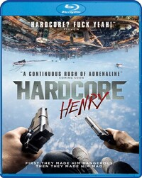 Hardcore Henry-Blu-Ray
