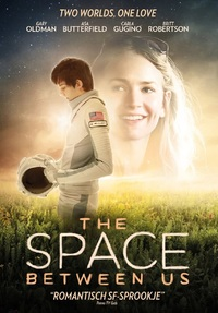 The Space Between Us-DVD