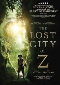 The Lost City Of Z-DVD