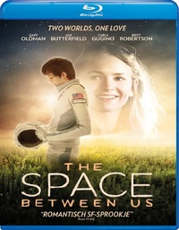 The Space Between Us-Blu-Ray