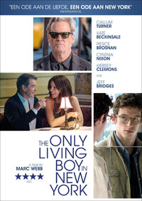 The Only Living Boy In New York-DVD
