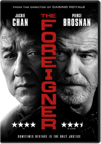 The Foreigner-DVD