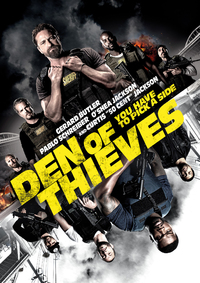 Den Of Thieves-DVD