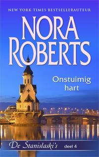 Onstuimig hart-Nora Roberts-eBook