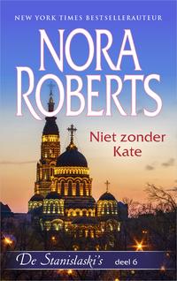 Niet zonder Kate-Nora Roberts-eBook
