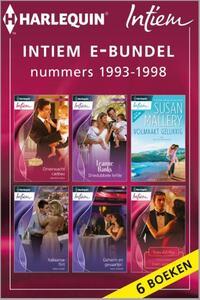 Intiem : Intiem e-bundel nummers 1993-1998-Anna Cleary, Kelly Hunter, Leanne Banks, Maureen Child, Susan Mallery, Yvonne Lindsay-eBook