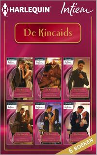 Intiem : De Kincaids-Day Leclaire, Heidi Betts, Jennifer Lewis, Kathie Denosky, Rachel Bailey, Tessa Radley-eBook