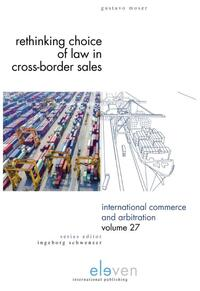 Rethinking Choice of Law in Cross-Border Sales-Gustavo Moser