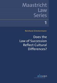 Does the Law of Succession Reflect Cultural Differences?-Reinhard Zimmermann