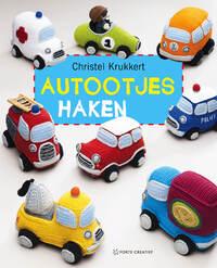 Autootjes haken-Christel Krukkert