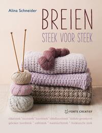 Breien steek voor steek-Alina Schneider