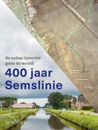 400 Jaar Semslinie-Egbert Brink, Erwin Karel, Frans Westra, Harm van der Veen, Martin Hillenga, Paul Brood