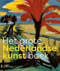 Het grote Nederlandse kunst boek-Din Pieters