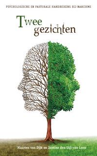 Twee gezichten-Jantine Uijl- van den Loon, Maarten van Dijk-eBook