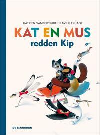 Kat en Mus redden Kip-Katrien Vandewoude