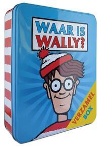 Waar is Wally? - verzamelbox