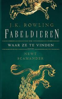 Fabeldieren en Waar Ze Te Vinden (heruitgave)-J.K. Rowling