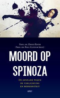 Moord op spinoza-Prof. Dr. David Pinto-eBook