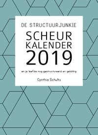 Structuurjunkie scheurkalender 2019-Cynthia Schultz