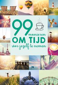 99 Manieren Om Tijd Voor Jezelf Te Nemen-Kristin Funk