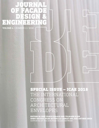 The international congress on architectural envelopes-Jose Antonio Chica