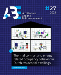 Thermal comfort and energy related occupancy behavior in Dutch residential dwellings-Anastasios Ioannou