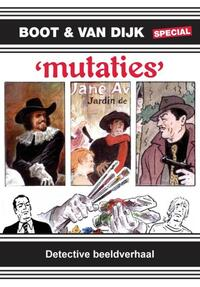 Mutaties-Kees Sparreboom-eBook