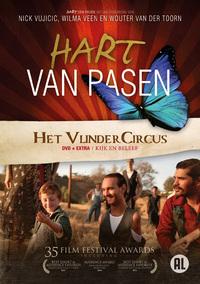 Hart Van Pasen - Het Vlindercircus-DVD